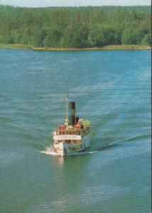 SS Norrskar Storskar 2x Rare Ship Postcard s