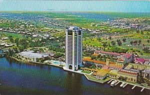 Florida Boca Raton Air View Of One Of The Worlds Finest Resorts 1980