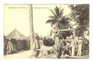 Afrique Occidentale , Ambulances de Tirailleurs,00-10s