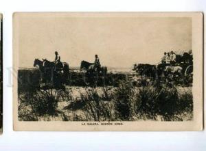133027 ARGENTINA La Calera Buenos Aires Vintage photo postcard