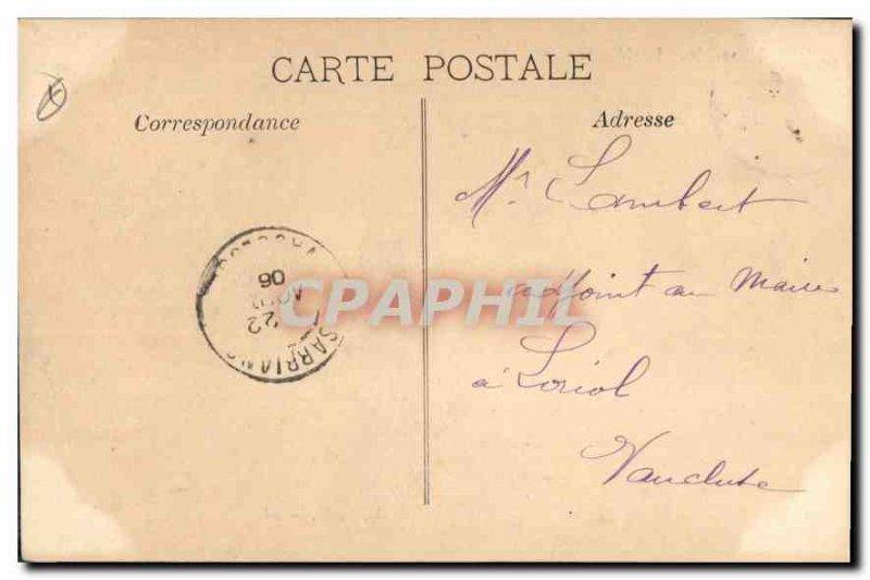 Postcard Old Marseille The Mayor