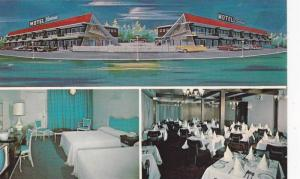 Exterior View, Interior Room, Dining Room, Hotel-Motel L'Aristocrate, Quebec ...