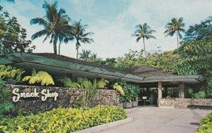 Snack Shop , HONOLULU , Hawaii , 50-60s