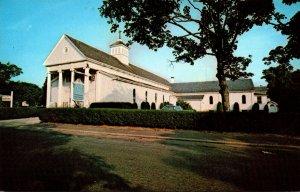 Massachusetts Cape Cod Hyannis St Francis Xavier Church Where President Kenne...