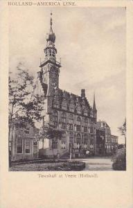Town Hall at Veere , Netherlands , 00-10s