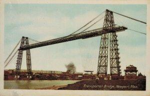 Wales Transporter Bridge Newport Mon 04.42