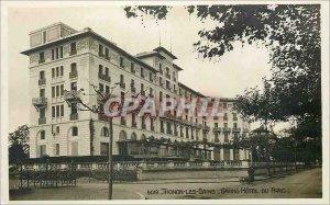 Modern Postcard Thonon les Bains Grand Hotel du Parc