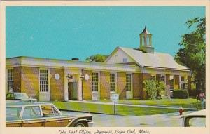 Massachusetts Cape Cod Hyannis Post Office