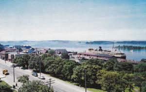 Yarmouth Harbour, YARMOUTH, Nova Scotia, Canada, 40-60´s