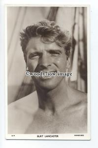 b4968 - Film Actor - Burt Lancaster, Picturegoer No.D79 - postcard