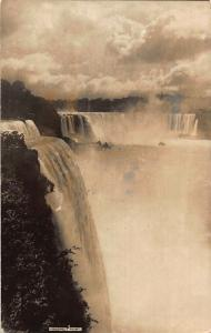 Canada Prosepct Point Waterfall Cascade Postcard