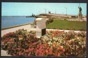 Florida CLEARWATER Memorial Park Chrome