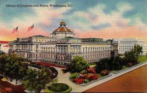 Washington D C Library Of Congress 1947