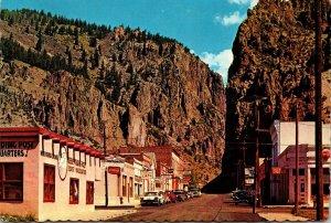 Colorado Creede Colorful Pioneer Mining Town
