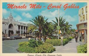 Miracle Mile Shopping Center , CORAL GABLES , Florida , 50-60s  , 50-60s