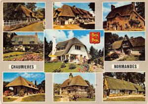 France Chaumieres Normandes multiviews Maisons Houses