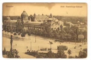 Stadt, Ausstellungs-Gebaude, Saxony, Germany, 00-10s
