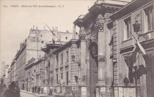 PARIS, France, 1900-1910´s; Mairie Du VII Arrondissement