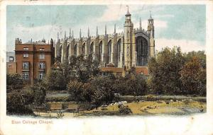 Eton College Chapel 1904