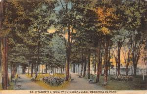 Quebec  St. Hyacinthe    Dessaulles Park