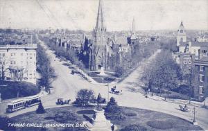 WASHINGTON , D.C., 00-10s ; Thomas Circle