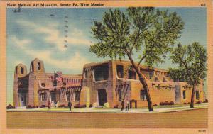 New Mexico Santa Fe New Mexico Art Museum 1942