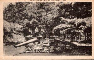 Massachusetts Dubury Myles Standish Burial Ground