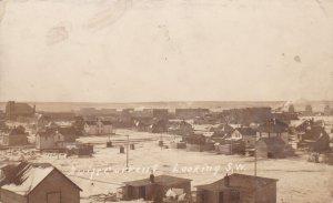 RP: SWIFT CURRENT , Saskatchewan , Canada , 1900-10s ; Looking S.W.