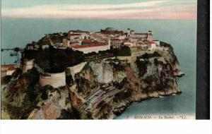 MONACO, 1900-1910´s; Le Rocher