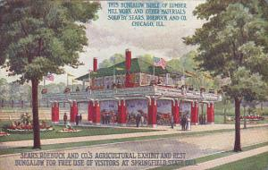 Illinois Sears Roebuck and Company Agricultural Exhibit At Springfield State ...