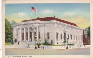Ohio Marion Post Office 1941 Curteich