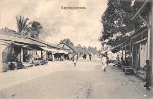 German East Africa Tanzania, Dar-Es-Salaam, Bagamojostrasse