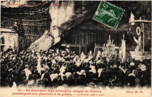 CPA Sa Grandeur Mgr Schoepfer eveque de TARBES (412330)