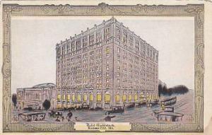 Hotel Muehlebach, Kansas City, Missouri, 00-10s