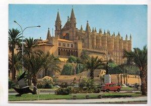 PALMA DE MALLORCA, used Postcard