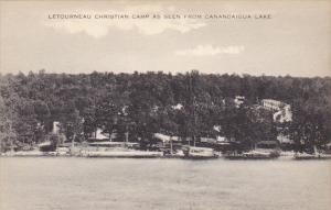 Letourneau Christian Camp As Seen From Canandaigua Lake New York Artvue
