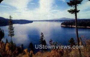 Hayden Lake Coeur d'Alene ID Unused