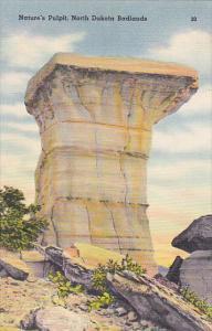 Nature's Pulpit,  North Dakota,  Badlands,   30-40s