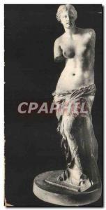 Old Postcard Fancy Venus de Milo