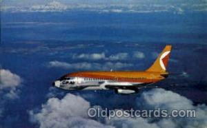 The Boeing 737  Airplane, Aviation, Postcard Post Card  The Boeing 737