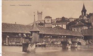 Switzerland Luzern Totentanzbruecke