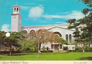 Guam Agana Cathedral Dulce Nombro de Laria 1981