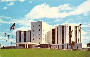 Sun City Arizona~Walter O Boswell Memorial Hospital~1950s Postcard