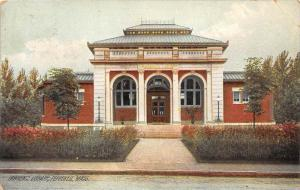 26096 MA, Pepperell,  1912, Lawrence Library