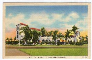 Coral Gables, Florida, Antilla Hotel