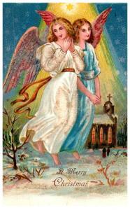 Christmas ,  Angels