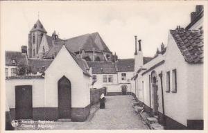 Belgium Kortrijk Begijnhof