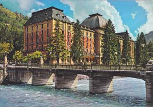 S. Pellegrno Terme-Grand Hotel, Bergamo, Lombardy, Italy, 50´s-70´s