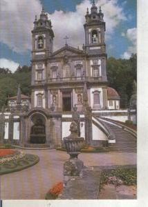 Postal 013781: Templo de Pelicano en Jesus-Braga-Portugal