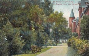 ST. JOSEPH, Minnesota, 1900-10s; St. Benedict's Academy, East Campus